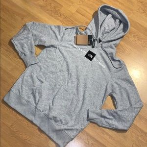 NWT The North Face Red's Pullover Hoodie